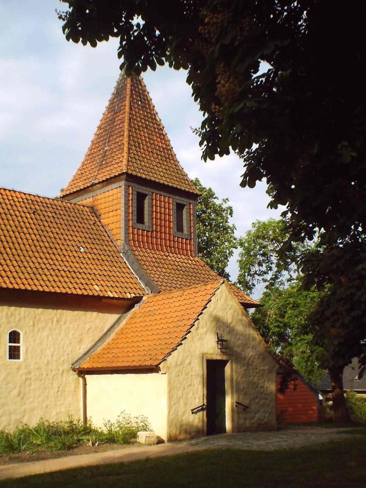 Kirche Wettmershagen